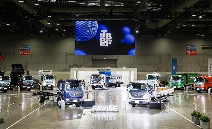 معرض Hyundai Truck&Bus Fair
