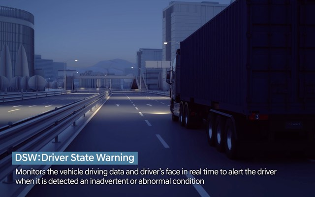 DSW (Driver State Warning)