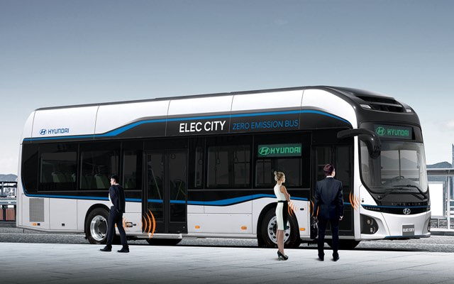 Elec City in Operation