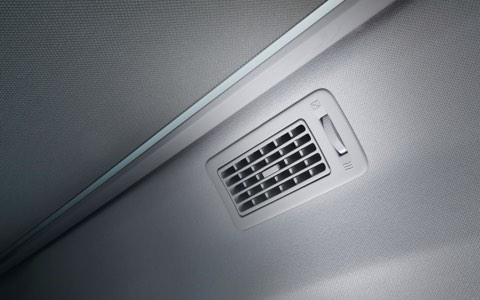 Passenger air conditioning
