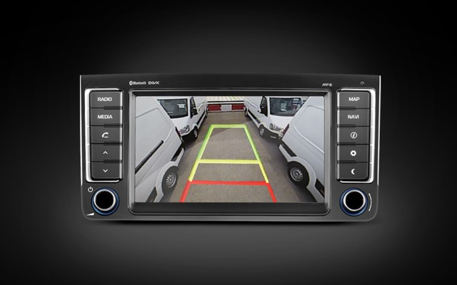 Rear-view display system