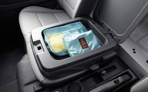 Seat Back Console