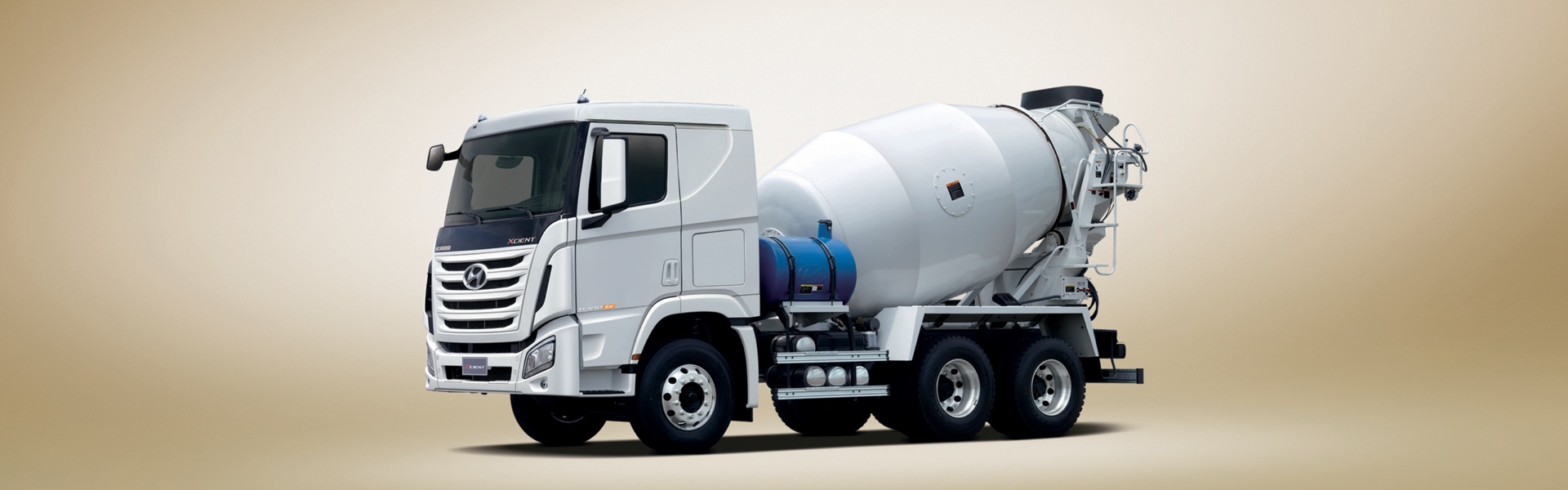 Roles of the Mixer Truck