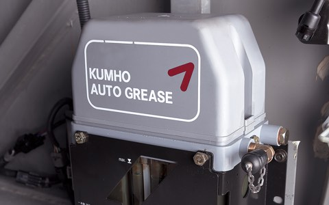 AUTO GREASE LUBRICATOR (OPT)