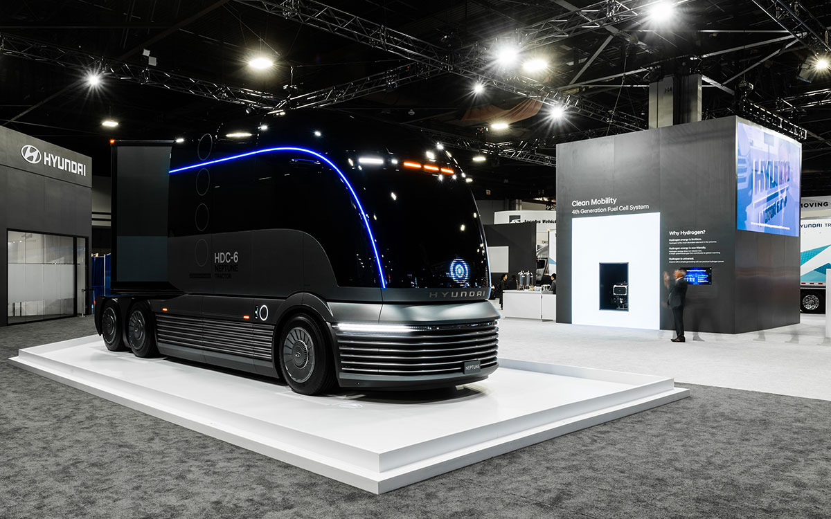 2019 North American Commercial Vehicle Show