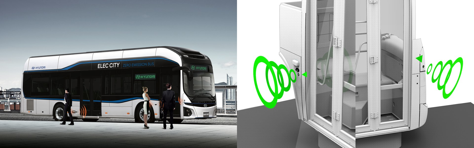 City Bus Door Safety Assist System