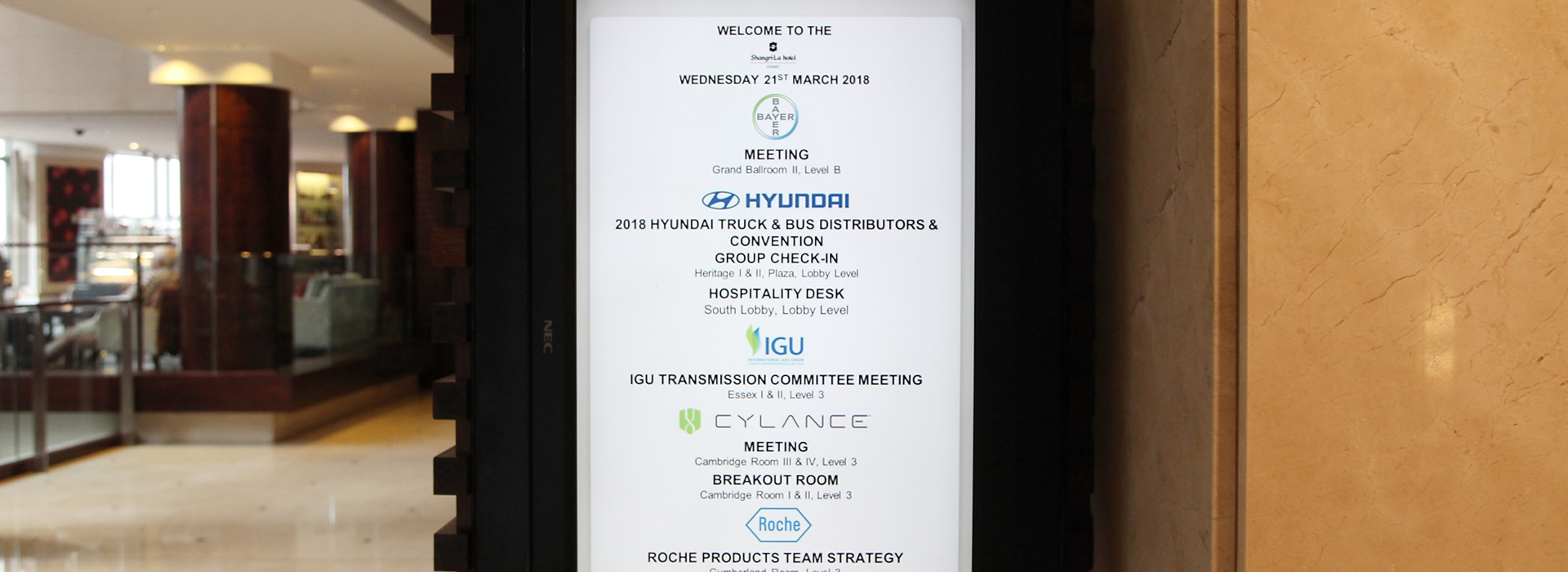 Hyundai Truck and Bus Distributors Convention 2018 Slider Image5