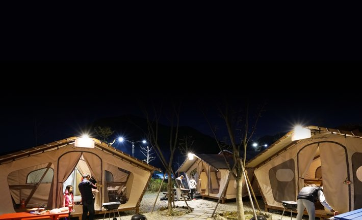 Tour Campamento de lujo 2019