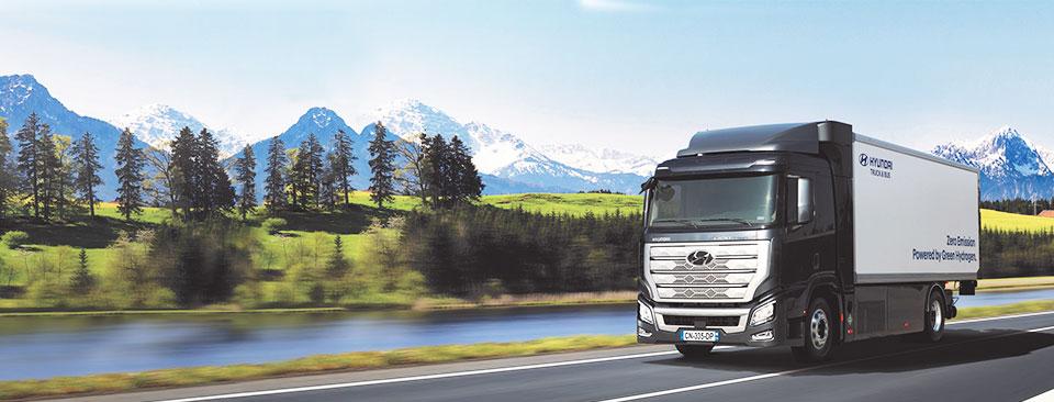 Hyundai Movilidad basada en el hidrógeno