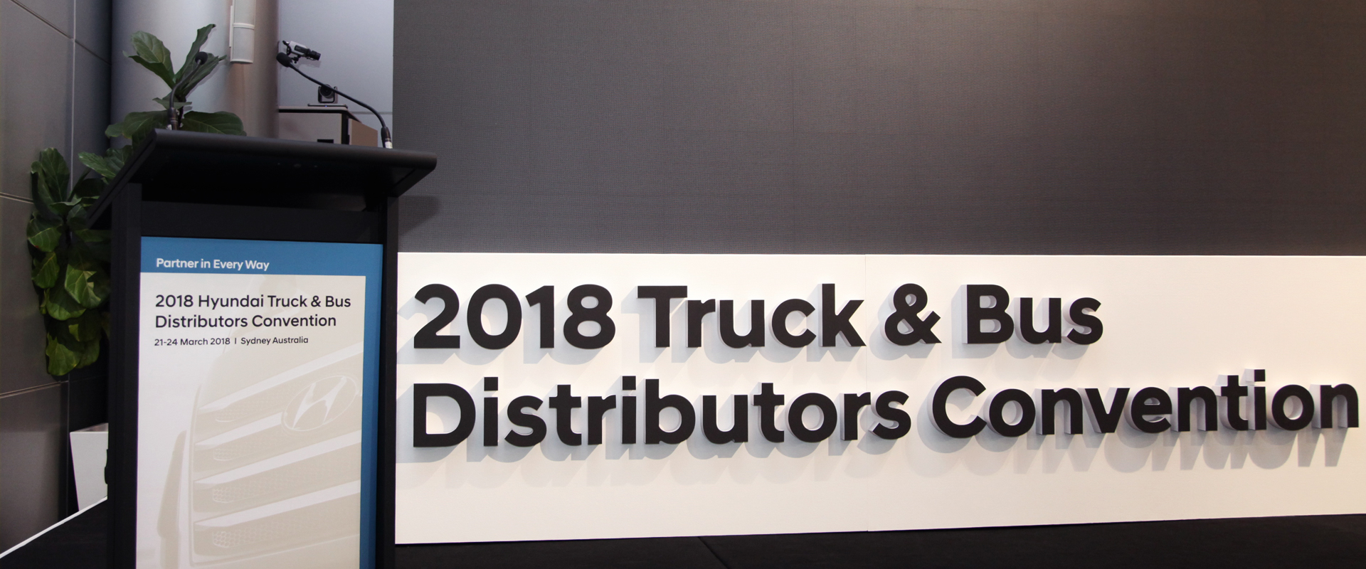 2018 Overseas Distributors Convention