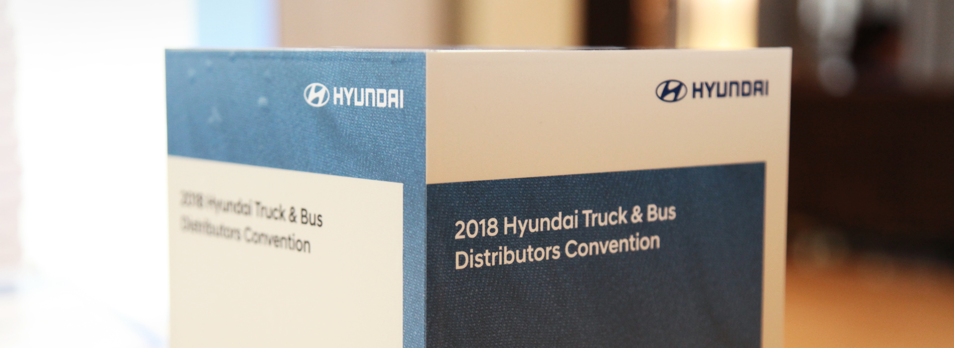 Hyundai Truck and Bus Distributors Convention 2018 Slider Image4