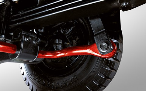 Front Stabilizer Bar