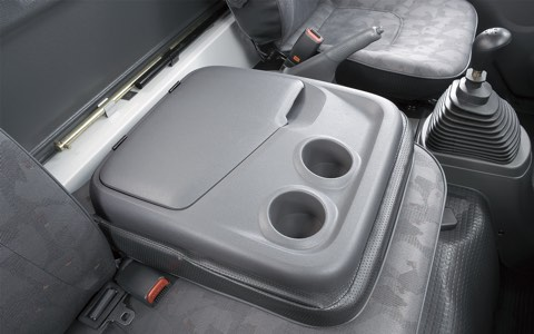 Center Seat Back Console