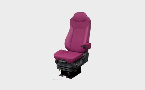 Multi-functional seat (OPT)
