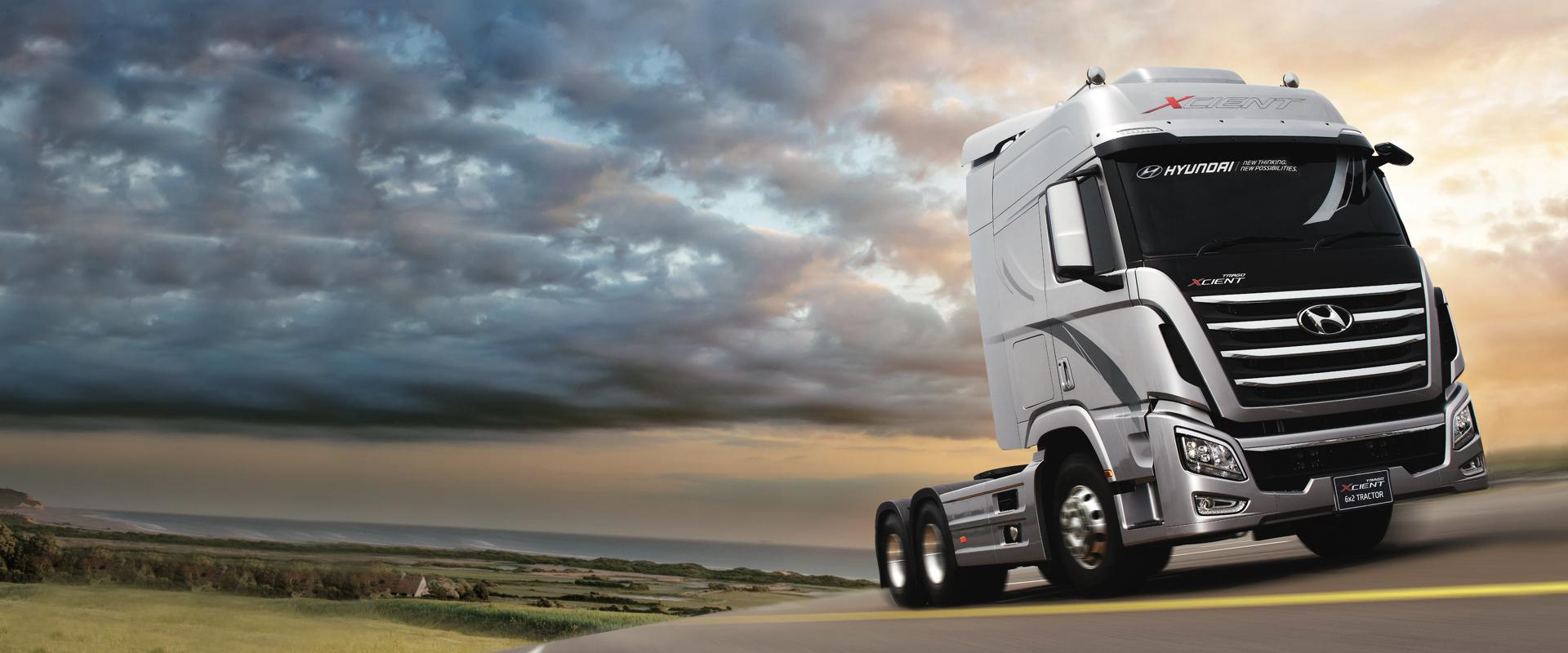 فلسفة تصميم المركبات التجارية - شاحنة