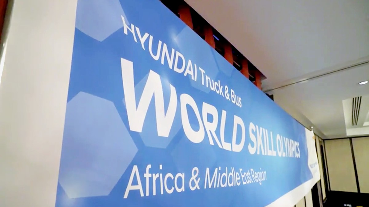 Hyundai - World Skill Olympics (Africa & Middle East)