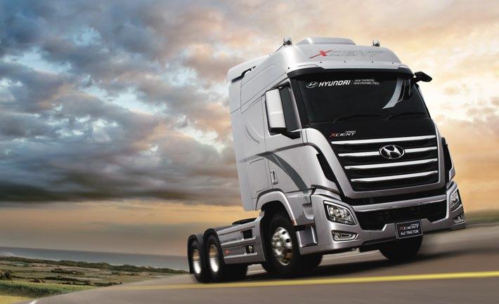 Filosofía de diseño de los camiones