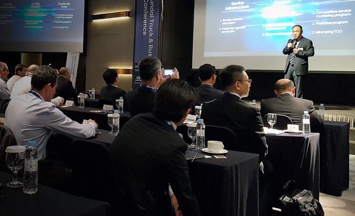 Conferencia sobre servicios