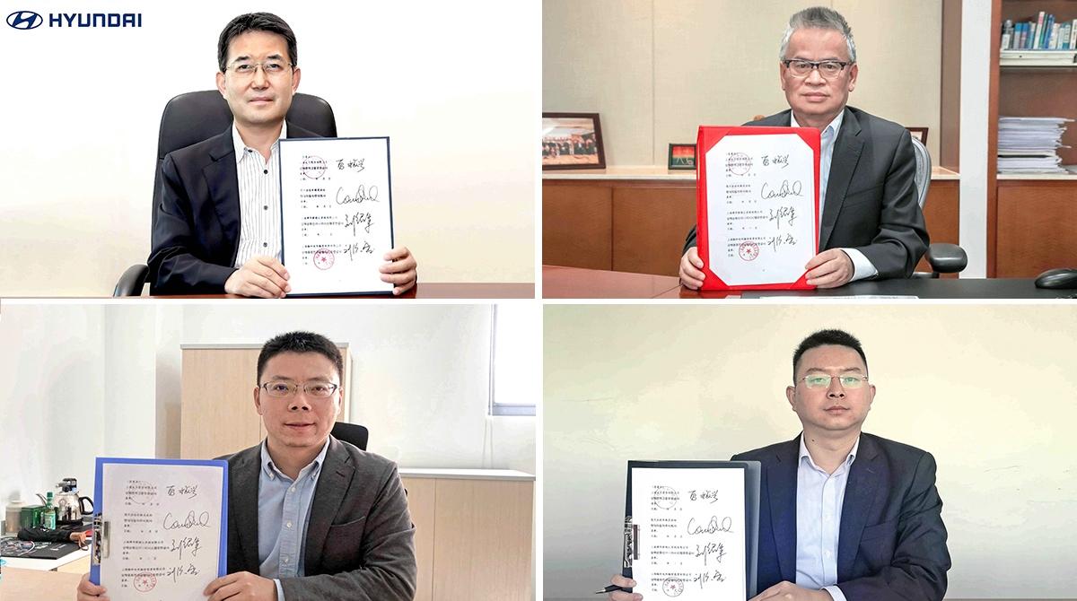 현대자동차, 중국 현지 파트너사와 수소 생태계 구축 위한 업무협약 체결