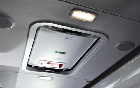 LED passenger illumination